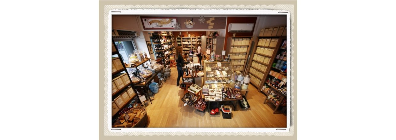 Vores skønne butik i Aarhus C