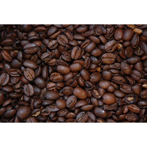 Kaffegave - 5 forskellige kaffer og hasselnøddesirup
