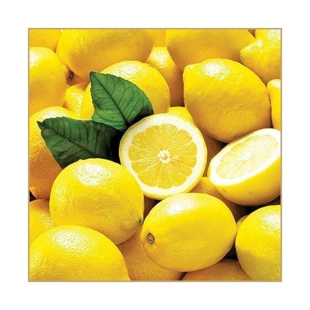 Citron olivenolie