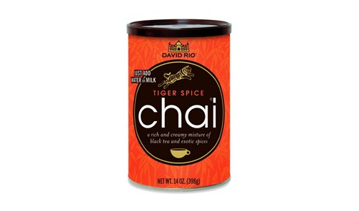 David Rio Chai The - Tiger Spice - Chai - Fru P. Kaffe & The